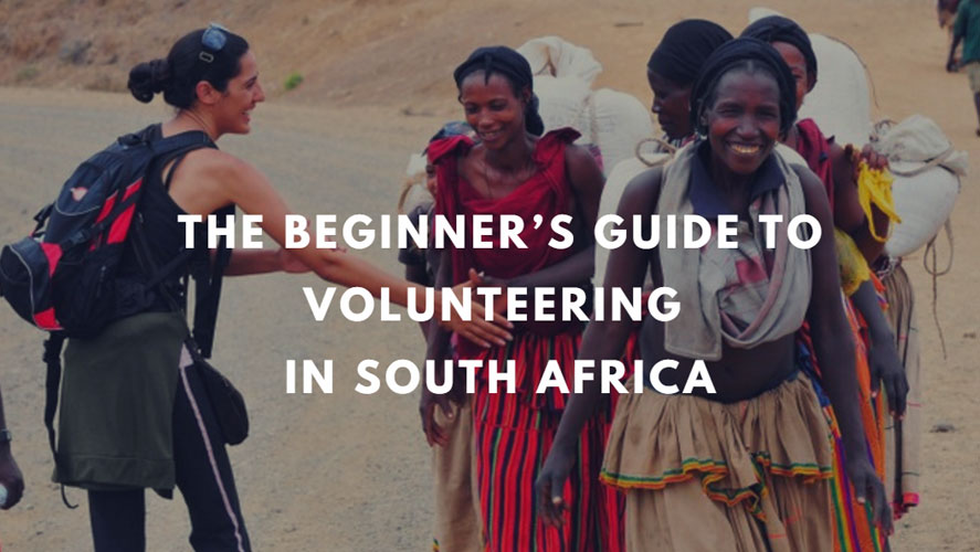 Volunteer South Africa - Getting Started
