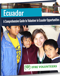 download guidebook to volunteer in ecuador
