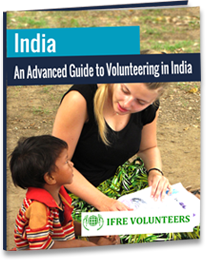 download guidebook to volunteer in india