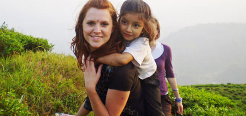 Volunteer in India Himalaya