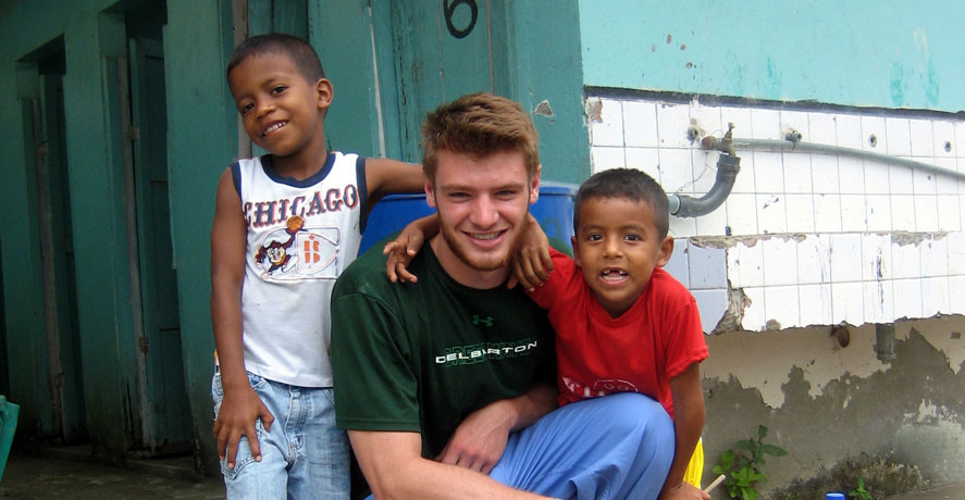 Volunteer in Ecuador Orphanage