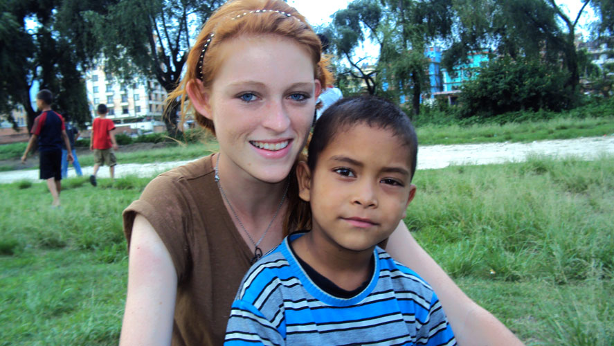 volunteer in nepal chapter 1