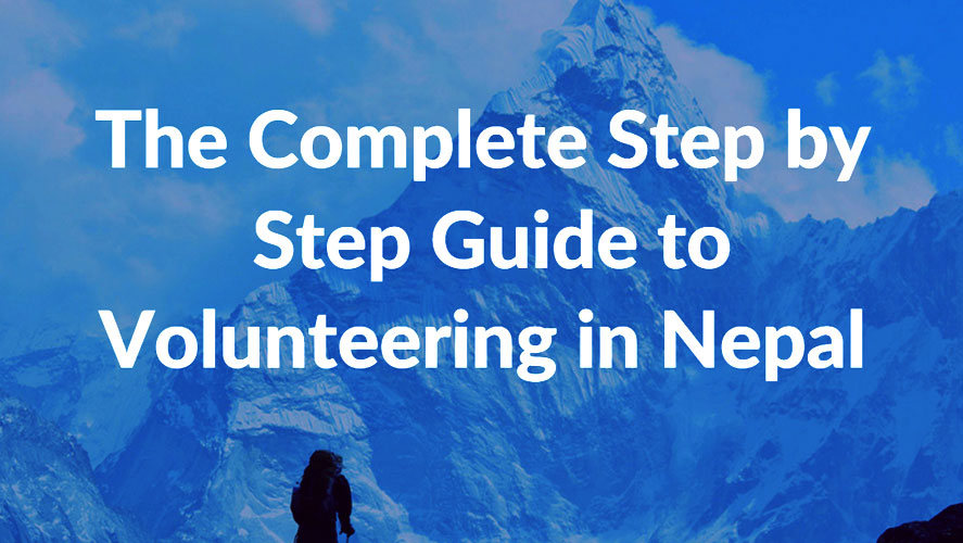 volunteer in nepal guide