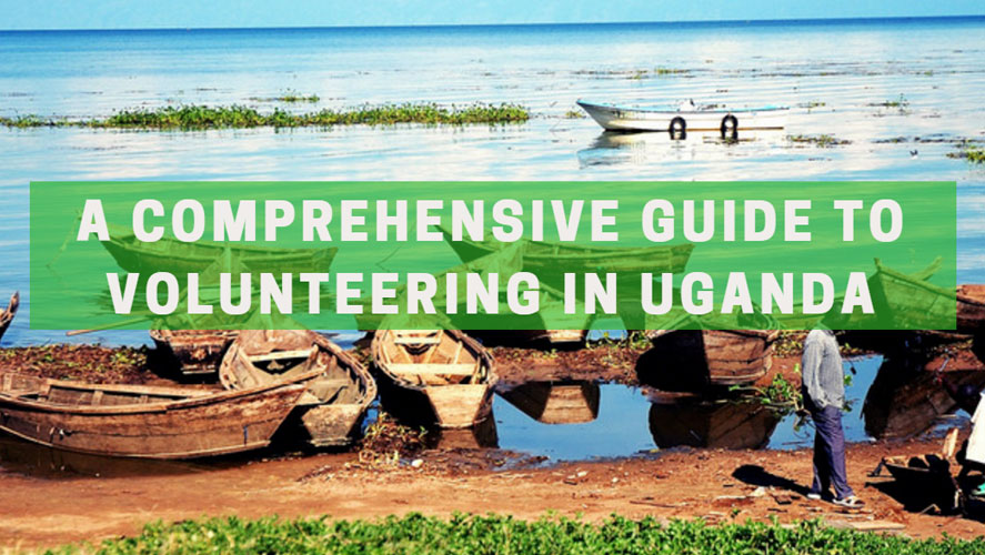 Volunteer in Uganda Guidebook