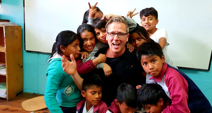 orphanage project in ecuador