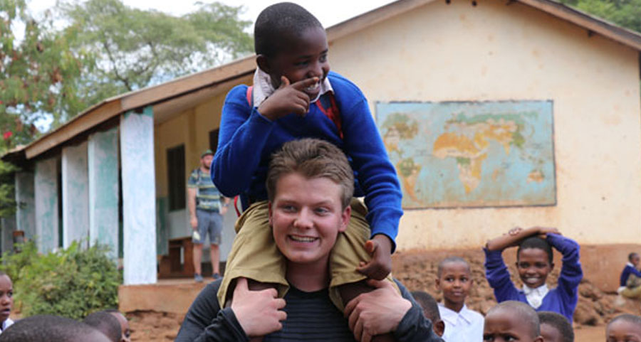orphanage project in kenya